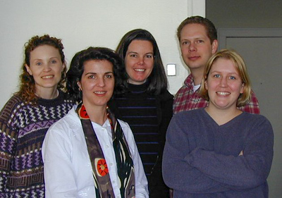 The first Help Desk Summit in Chicago, IL (2002)