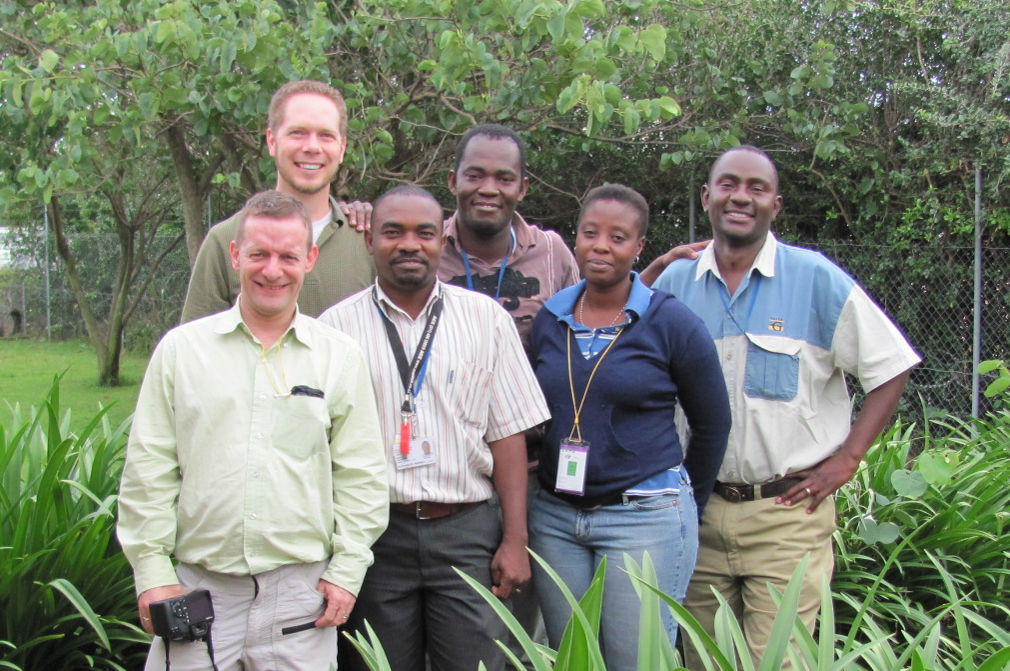 Barrick EQuIS Training at North Mara, Tanzania