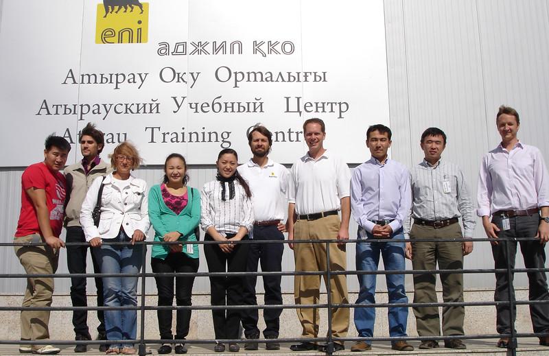 EQuIS Training in Atyrau, Kazahkstan (2010)