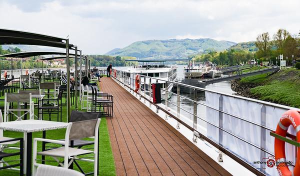 Easter Vegan River Cruise 2017