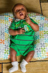 Elijah at 3.5 months