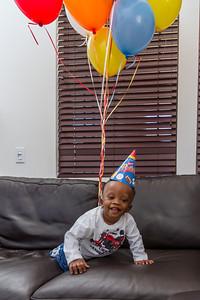 Elijah at 1