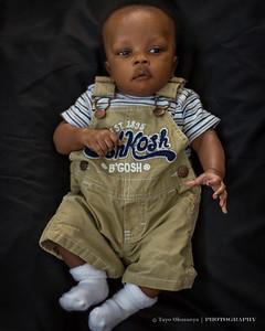 Elijah at 8 weeks old