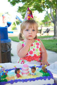 Etta's 2nd Birthday Party