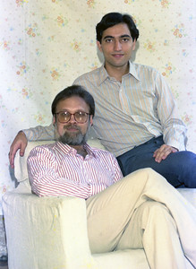 Harsh Javeri & Suchit Nanda picture shot for War On Virus book.