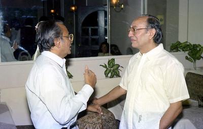 Harshad Patel & Mr S. K. Nanda