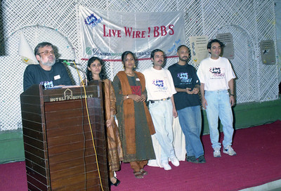 LWBBS Team: Harsh Javeri, Apurva Bagdi, Vaishali Dangle, Anish Nanda, Jitender Saan, Suchit Nanda