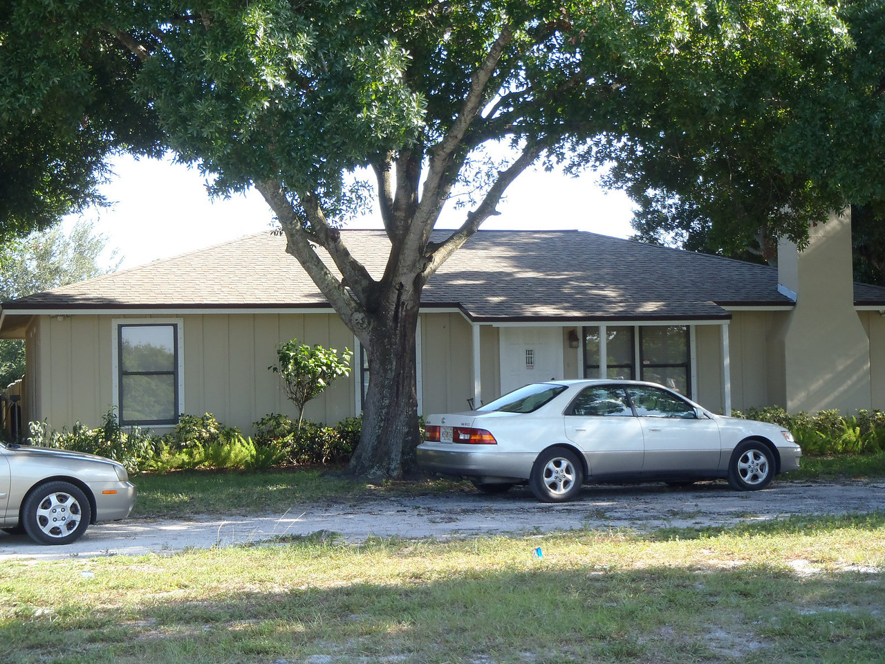 Intern house at Christ Fellowship