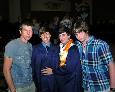 2011 Cody Graduation Friends