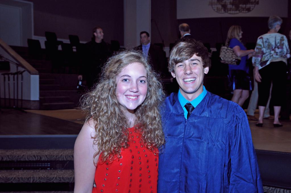 2011 Cody Graduation Julia