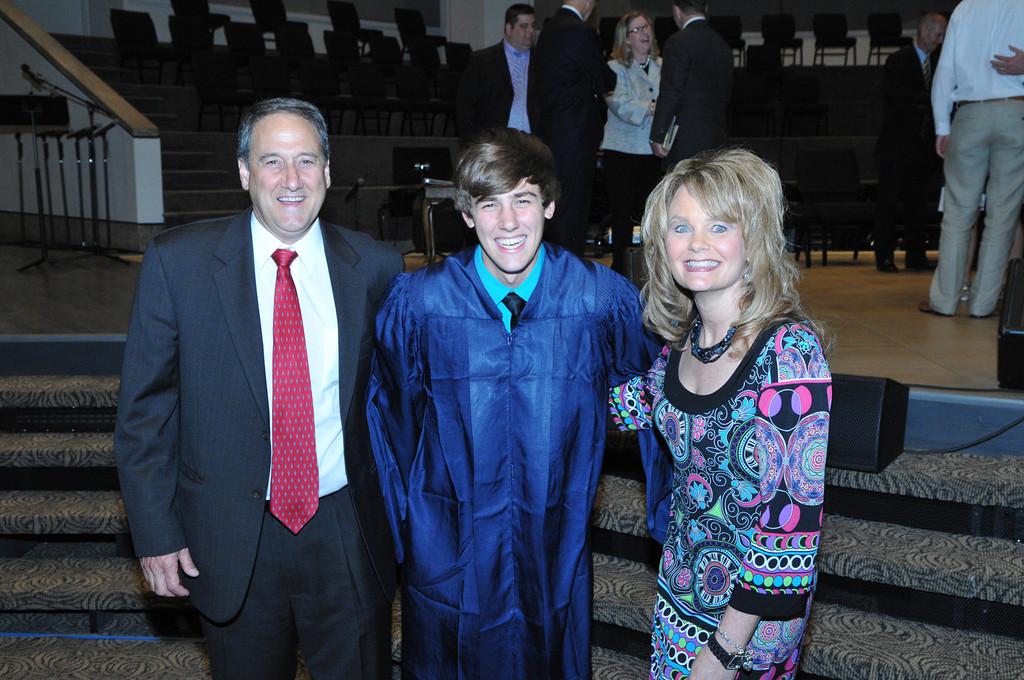 2011 Cody Graduation Parents
