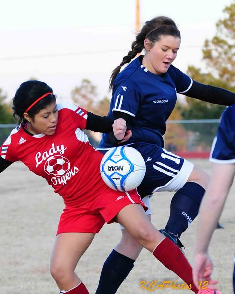 2012 Soccer vs Green Forest 3-2-2012 5-55-12