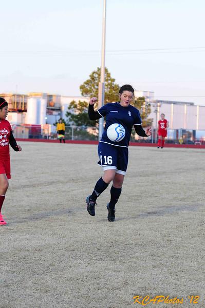 2012 Soccer vs Green Forest 3-2-2012 5-55-9