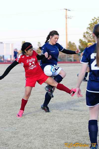 2012 Soccer vs Green Forest 3-2-2012 5-55-11