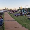 Perth City getting ready for Skyworks