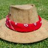 'Red' for VWA Volunteering Garden Party