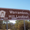 Mt Magnet Tourist Route drive - Warramboo Lookout