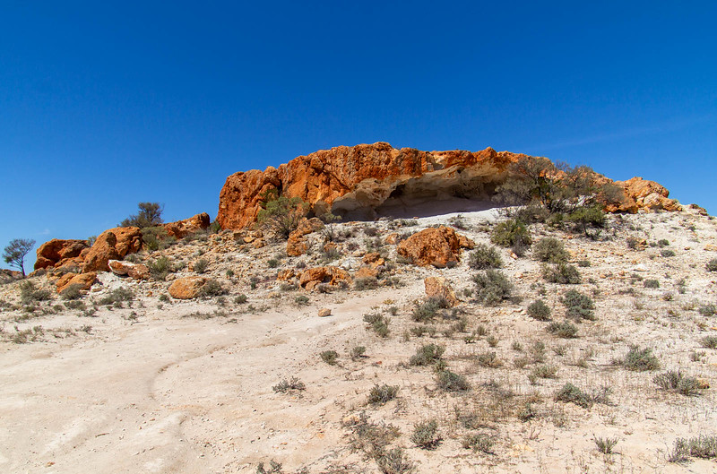 Mt Magnet Tourist Route drive  - The Granites