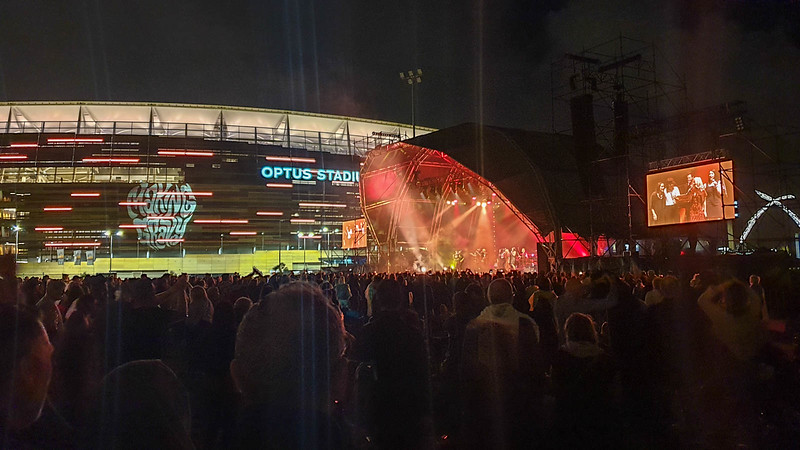 Paul Kelly Concert