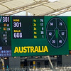 Day 2 First Test Aus v NZ
