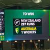 Day 4 First Test Aus v NZ
