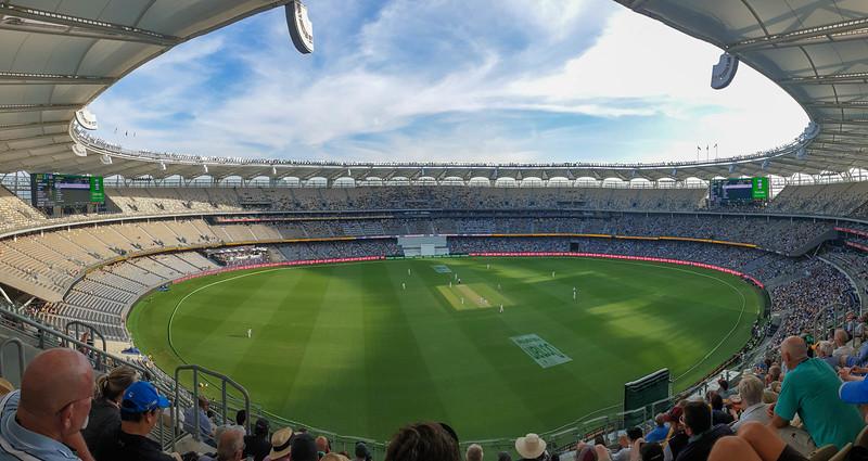 Day 1 First Test Aus v NZ