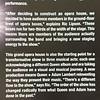 Queen & Adam Lambert - The Programme