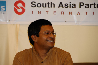 Sunil Abraham, Manager, IOSN