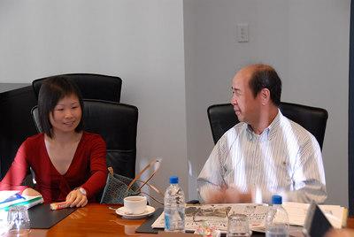 Jian Yan Wang and Chin Saik Yoon