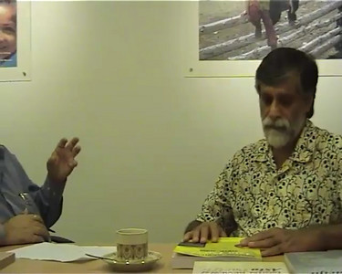Interview of Shahid Akhtar, IDRC, Singapore. Part 2 of 2. Approx 7 min.