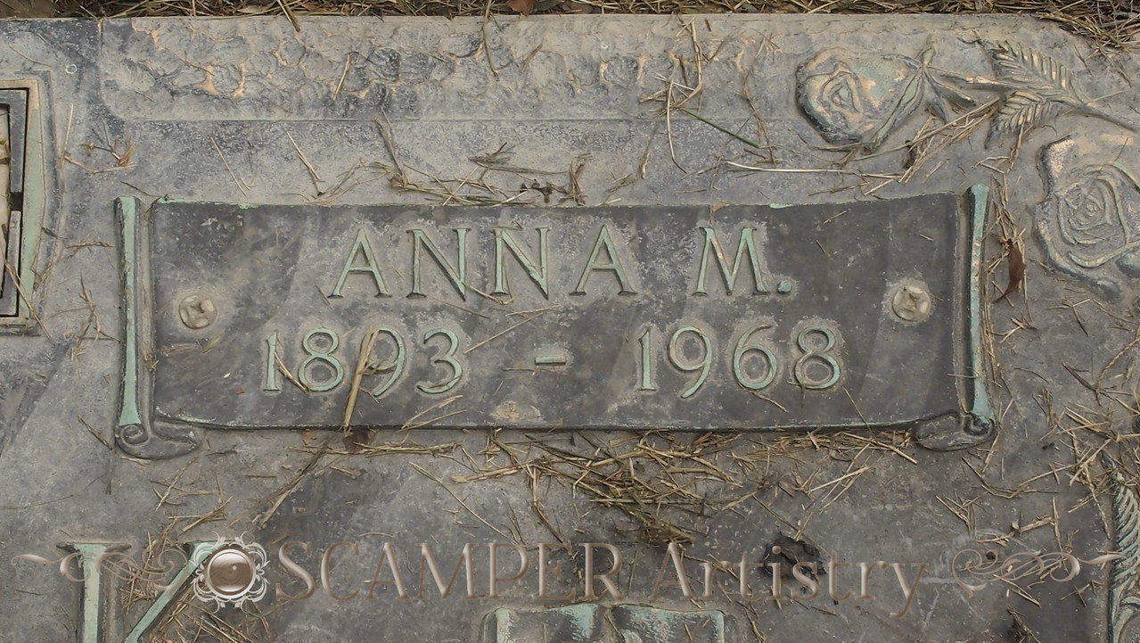 Conrad Sr. and Anna Bock