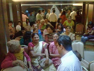 Students' reunion & teacher felicitation - Class of 1984 - SXHS (St. Xavier's High School, Vile Parle, Mumbai) on 29th January 2011