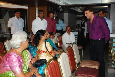 Felicitation of teachers & students' reunion - Class of 1984 - SXHS (St. Xavier's High School, Vile Parle, Mumbai) on 29th January 2011.