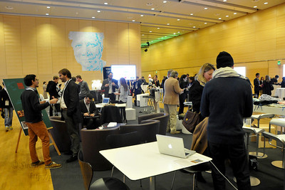 Global Social Business Summit (GSBS) 2011 at Vienna, Austria.