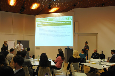 Global Social Business Summit, Grameen Creative Labs, Wolfsburg, Germany