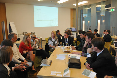 Grameen Social Business Summit. Grameen Creative Labs, Wolfsburg; Germany.