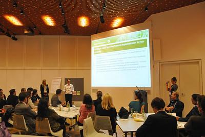 Global Social Business Summit, Wolfsburg, Germany.