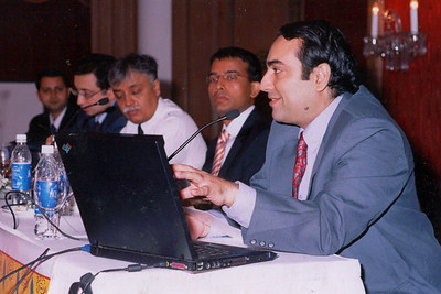 I made a presentation at the Hotel & Restaurant Association (Western India) organized seminar on Technology on 31st January, 2006. See  http://www.hrawi.com    for more details.