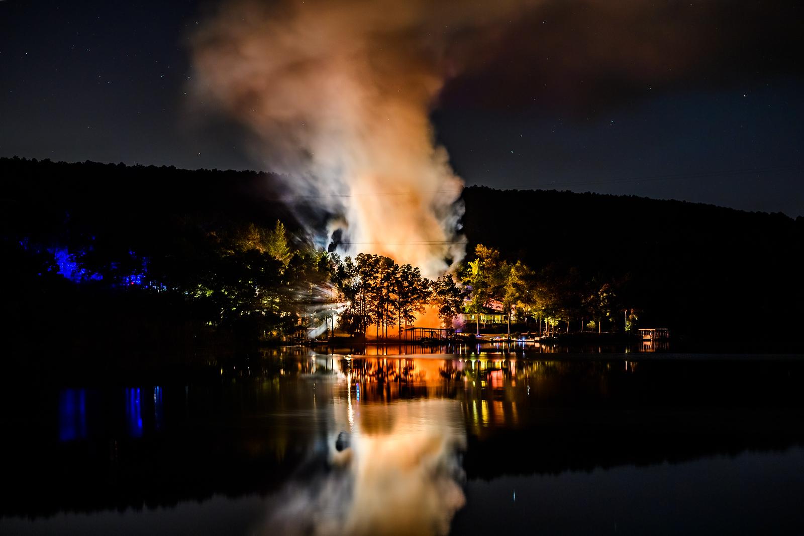 Fiers at Lake DeSoto