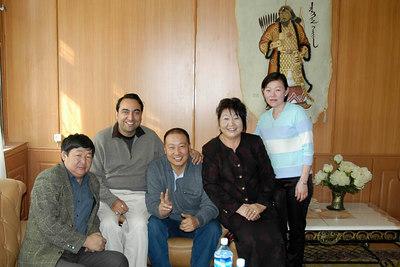 Dr @ Dornogobi Mongolia