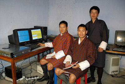 Distance Teacher Education Network Samtse Bhutan