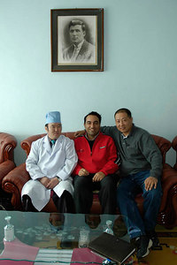 Dr in Mongolian Soum