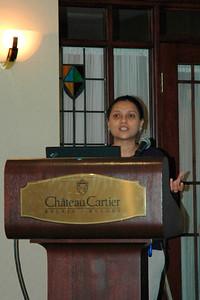 Chaitali Sinha IDRC, Ottawa, Canada