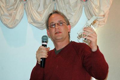 Mike Jensen, IDRC, Ottawa, Canada