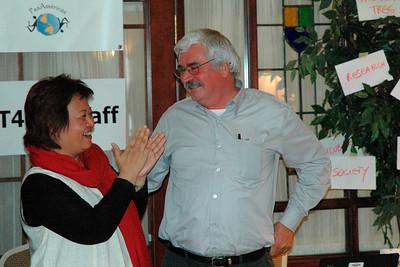 Maria & Renald IDRC, Ottawa, Canada
