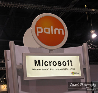 Microsoft and Palm Together