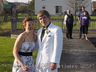 Olivia & Jared AWHS Prom 2015  May 2, 2015
