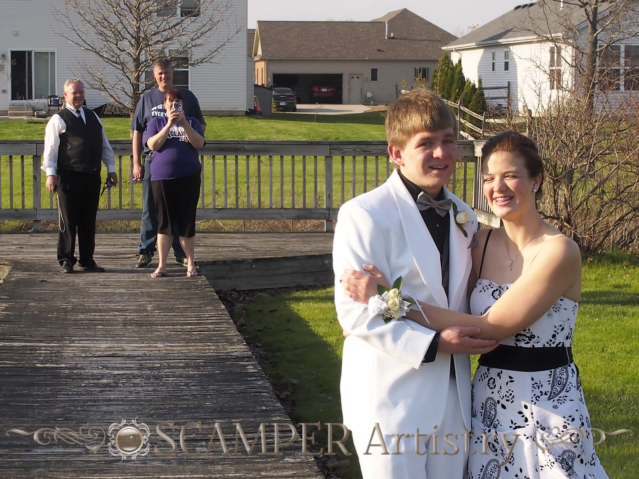 Olivia & Jared<br /> AWHS Prom 2015 <br /> May 2, 2015