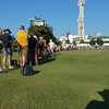 WACA - Queuing before play Day 3