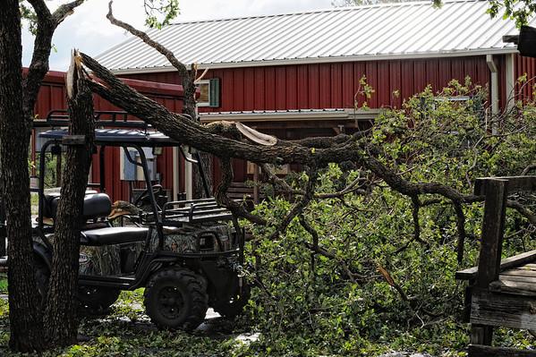 Hail Storm (06-21-2011)